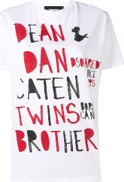 Twins Brothers T Shirt