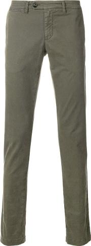 Chino Pants In Cotton