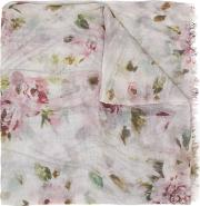 Claudia Printed Stole