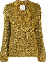 Blended Wool Sweater