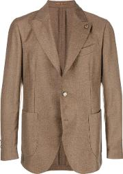 Unlined Wool Jacket