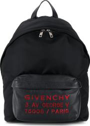 Urban Back Backpack