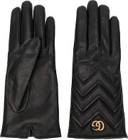 Marmont Leather Gloves