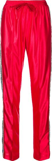 Technical Pants With Paillettess