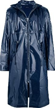Long Windbreaker
