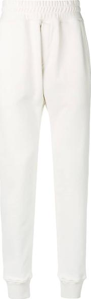 Cotton Trousers With Logo