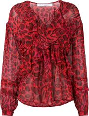 Realize Printed Blouse