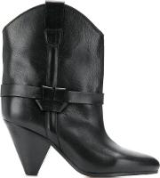 Deane Leather Boots