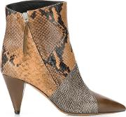 Latts Leather Boots