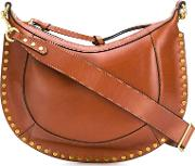 Naoko Leather Hobo Bag