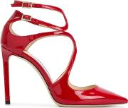Lancer Patent Leather Pumps