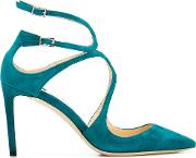Lancer Suede Leather Sandals