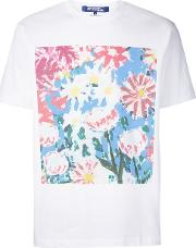 Print Cotton T Shirt