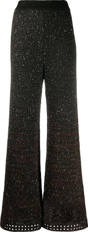 Trousers With Sequins