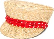 Abby Straw Hat