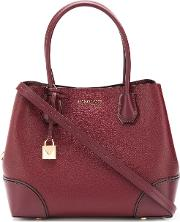 Mercer Gallery Leather Tote Bag