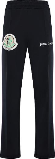 Technical Fabric Track Trousers