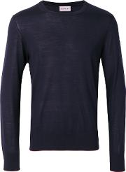 Tricot Crew Neck Sweater