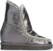 Eskimo Inner Wedge Ankle Boots
