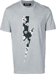 Camouflage Bolts T Shirt