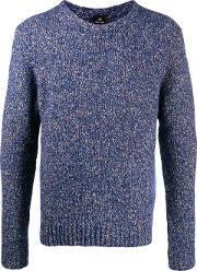 Wool Crewneck Sweatshirt