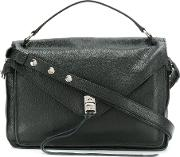 Darren Leather Messenger Bag