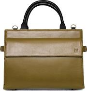 Leflip Dirty Martini Medium Reversible Handbag