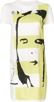 Long Printed T Shirt