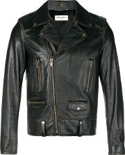 Crust Vintage Leather Jacket