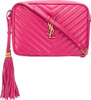 Monogram Lou Leather Crossbody Bag