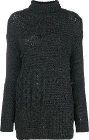 Wool Turtle Neck Jumper
