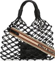 Knotted Tote Bag