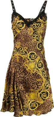 Short Dress With Print