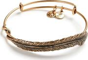 Plume Feather Bangle A09eb131rg