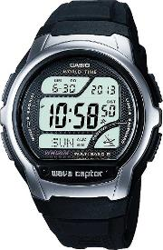 Mens  Collection Wave Ceptor Watch Wv 58u 1aves