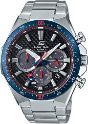 Mens Edifice Toro Rosso Chronograph Limited Edition Watch Efs S520tr 1aer