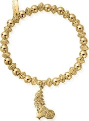 Gold Plated Guiding Light Bracelet Gbcd2568