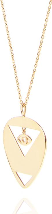 Laura Whitmore Imagine Gold Plated Pendant Lwn72