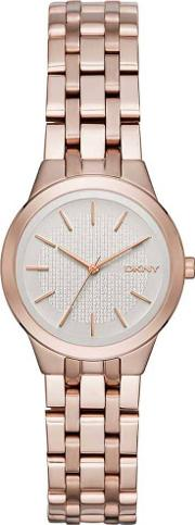 Ladies Park Slope Rose Watch Ny2492