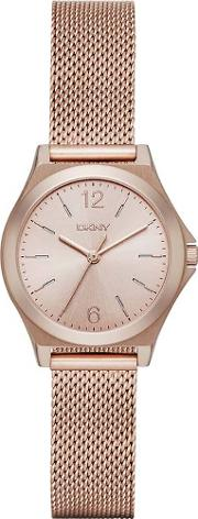 Ladies Parsons Rose Watch Ny2489