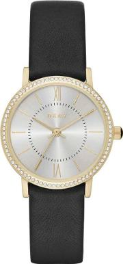 Ladies Willoughby Strap Watch Ny2552