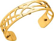 14mm Gold Tone Fougere Bangle 7028409 01 00