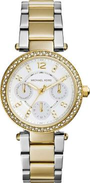 Ladies Parker Watch Mk6055