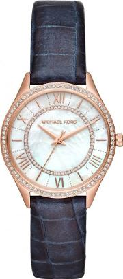 Ladies Portia Mother Of Pearl Watch Mk2757