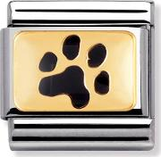 Animals Of The Earth Paw Print Charm 03021235