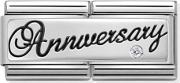 Classic Double Link Anniversary Charm 33073003