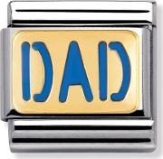 Messages Dad Charm 03022908