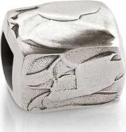 Textures Flames Cube Charm 162001011