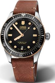 Mens Divers 65 Automatic Watch 01 733 7707 4354 07 5 20 45
