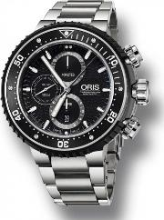 Mens Prodiver Chronograph Date Watch 774 7727 7154 Set